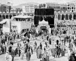 مكة المكرمة قبل قرن .. شاهدها بالصور