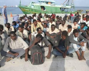 ضبط تشكيل عصابي للهجرة غير الشرعية بالإسكندرية