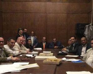 اجتماع مجلس مستشفيات «طب حلوان» للمرة الأولى