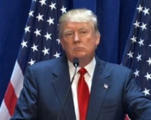 ترامب: يتعهد بقطع المساعدات عن المعارضة السورية