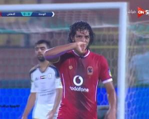 عمرو بركات جاهز لمواجهة شيكابالا فى الدورى السعودى