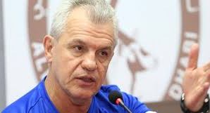 مؤتمر صحفى لأجيرى اليوم للحديث عن مباراة تونس