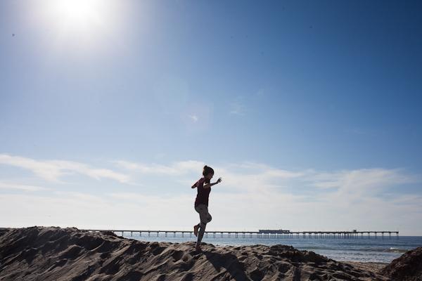 ocean beach, san diego, a long holiday, amber urquhart