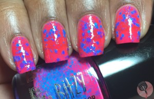 Bitzy Nail Color - Dilly Dally