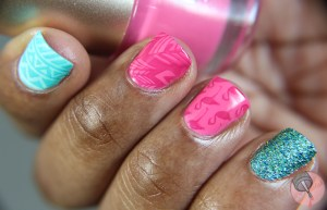 MoYou London - Flamingo Stamping