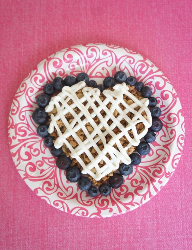 Granola Heart