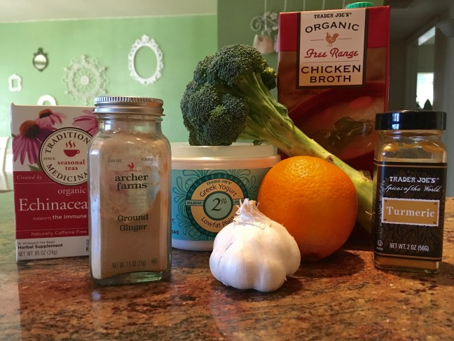 foods for cold and flu