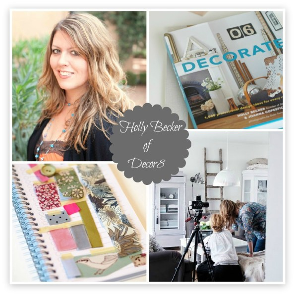 holly Becker from decor8