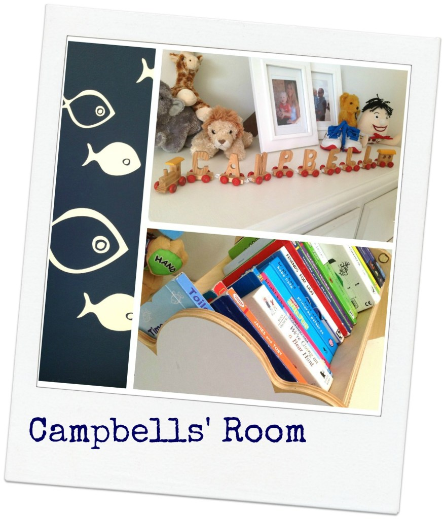 Campbells 2yr old room