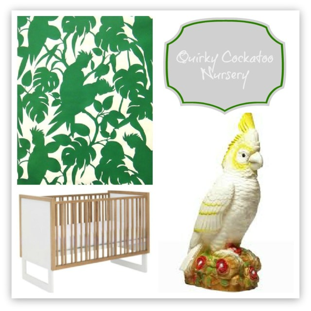 cockatoo nursery
