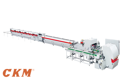 FL-03 Fully Auto Finger Jointing Line
