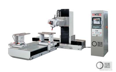 Sintesi – 6 Axes CNC Machining Center