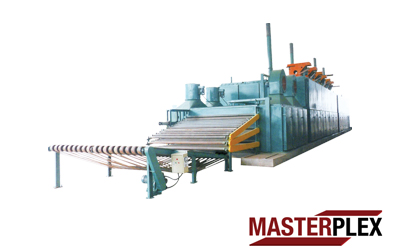 BG-1333/3 10+1 – Veneer Roller Dryer
