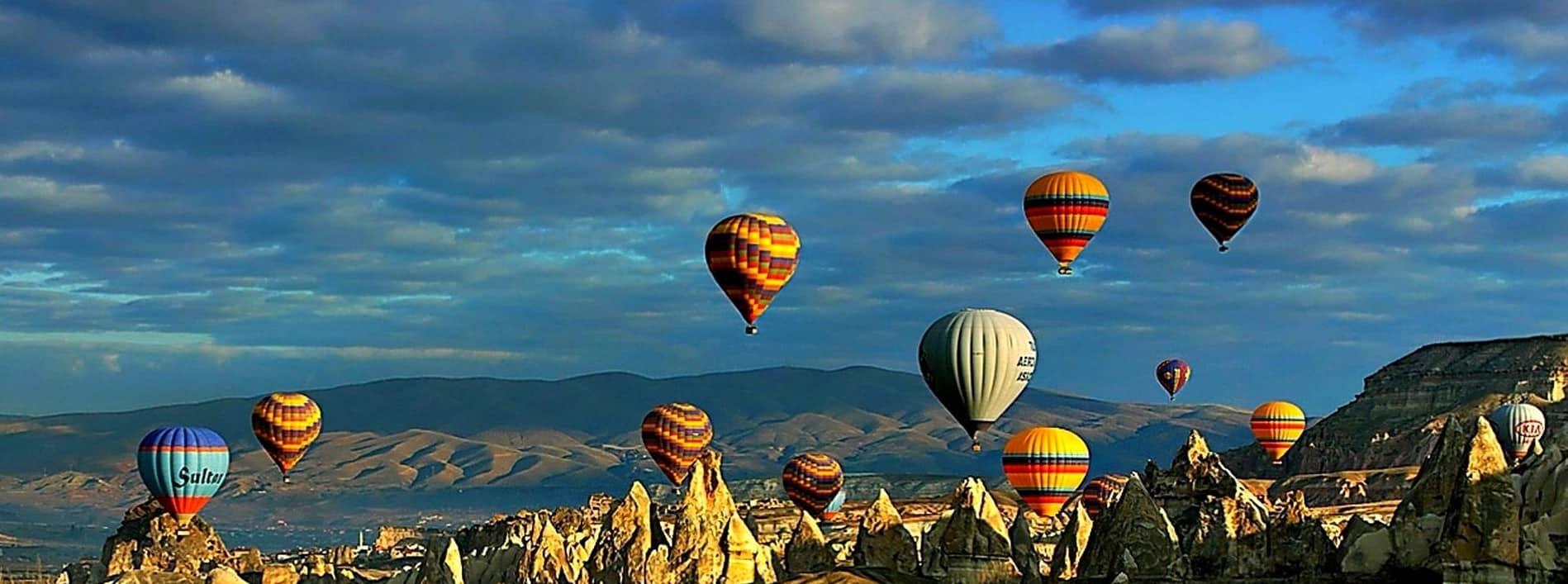 كابادوكيا Cappadocia