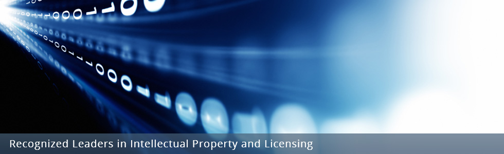 Recognized Leaders in Intellectual Property and Licensing