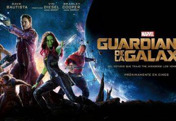 Guardianes de la galaxia banner mxposters