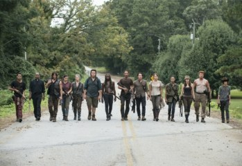 recap the walking dead 5x11