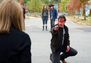 the walking dead 5x15 rick
