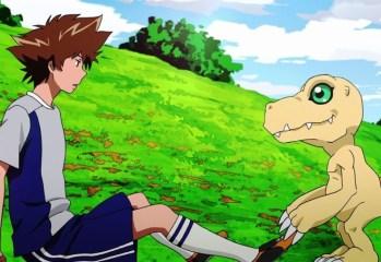 Digimon TRI Reencuentro