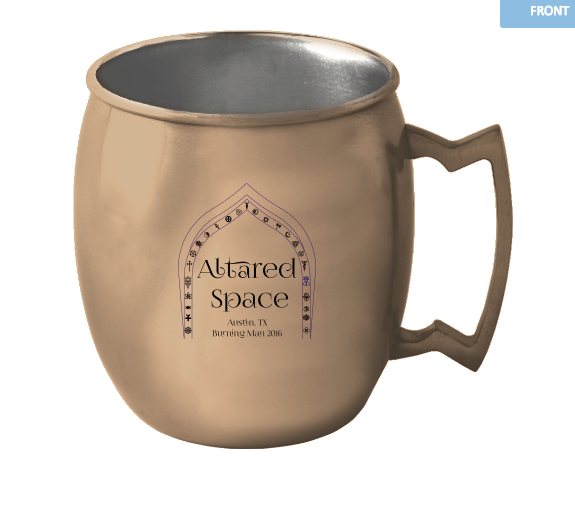 Altared Space Cup