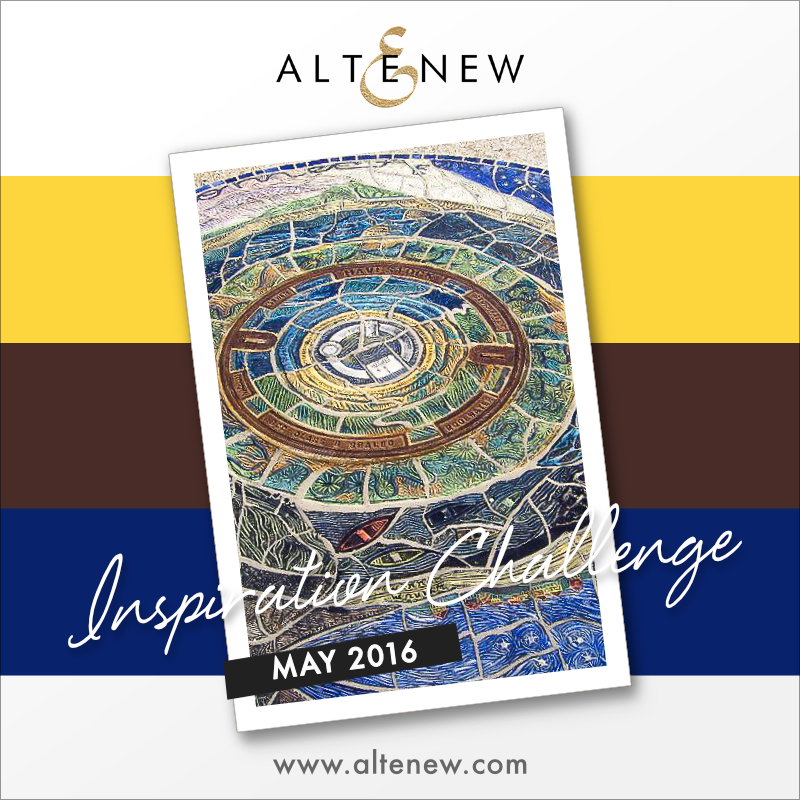 Altenew_Inspiration Challenge_May