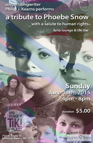 Tribute to Phoebe Snow poster