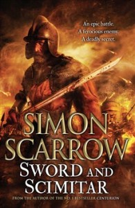Sword and Scimitar Simon Scarrow