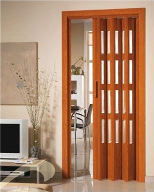 puertas plegables pvc, lacada lisa, vidriera, plegables pvc, puertas plegables, puerta plegable, puertas plegables de interior
