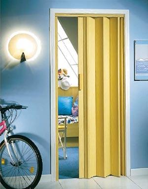 puertas plegables pvc, lacada lisa, plegables pvc, puertas plegables, puerta plegable, puertas plegables de interior, puerta plegable pvc