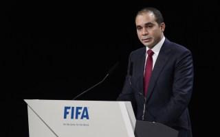 """علي بن الحسين: الاتحادان الإماراتي والأردني أكثر نزاهة من """"فيفا"""""""