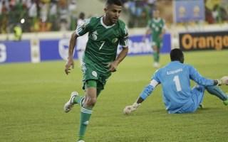 محرز.. محارب يحمل آمال الجزائر في أمم أفريقيا