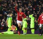 إبراهيموفيتش : احتجت إلى ثانية واحدة لامتلاك قلوب جماهير مانشستر يونايتد