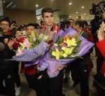 أوسكار يصل الصين وسط استقبال حافل