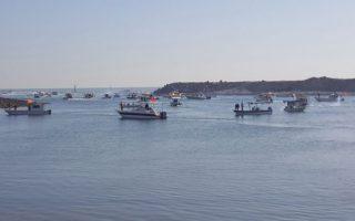"""انطلاق أولى مسابقات الموروث البحري """"الحداق"""" في ديوانية الصيادين بالفنطاس"""