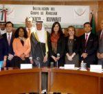 السفير المطوطح يوقع تأسيس مجموعة الصداقة البرلمانية المكسيكية – الكويتية