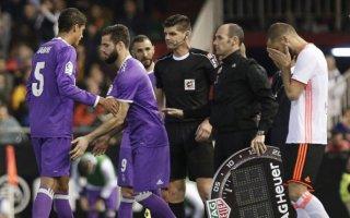 ضربة موجعة لدفاع ريال مدريد بإصابة فاران