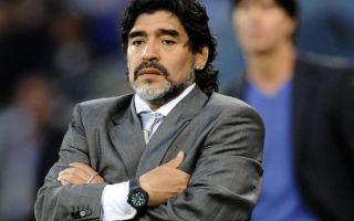 الفيفا : مارادونا لم يهدد بالاستقالة