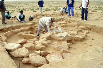 (الصبية) ..ارث تاريخي جسد حقبة حضارة ما قبل الميلاد على أرض الكويت