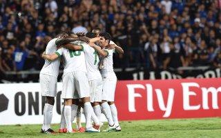 السعودية تحقق فوزا صعبا على العراق وتقترب من مونديال روسيا 2018