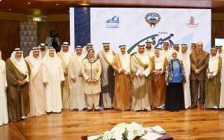 سمو أمير البلاد يرعى الاحتفال بمرور 65 عاما على مسيرة التخطيط في الكويت