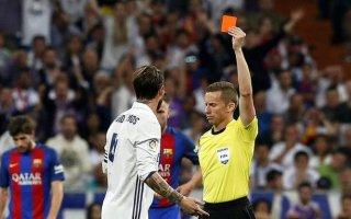 الاتحاد الإسباني يوقف راموس مباراة واحدة