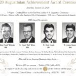 2020 Achievement Flyer