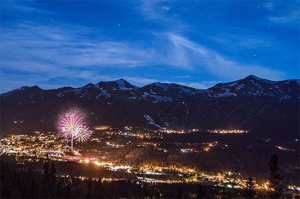 Breck fireworks 4th