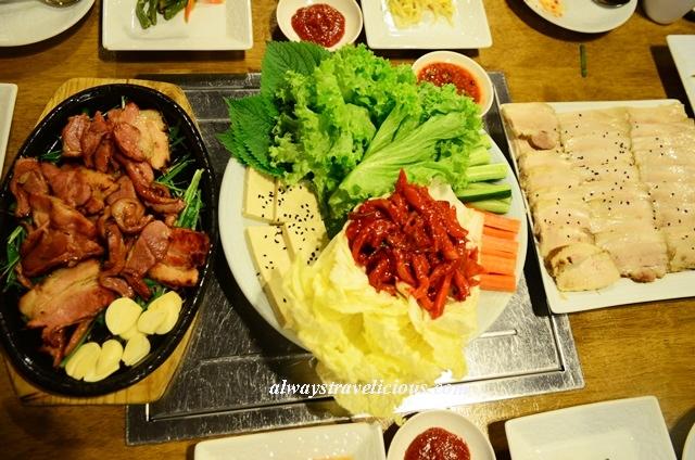 Ola Korean Restaurant @ Solaris Mont Kiara a