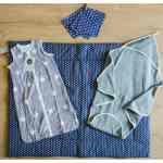 Shoplog babyshower (cadeautjes, lekkers & benodigdheden luiertaart)