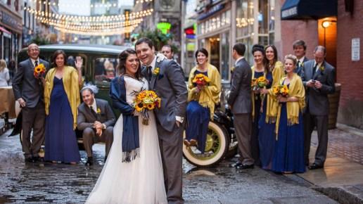 Old Stone Church Cleveland Wedding | Lauren & Greg