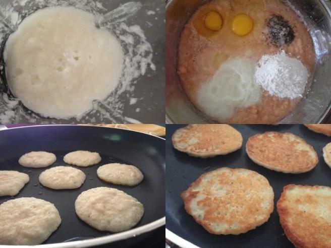 potato pancakes redo