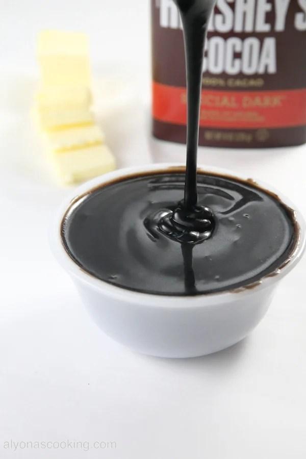 Cocoa Ganache 1