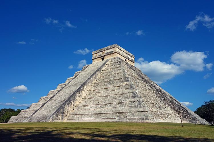 Chichen Itza Yukatan Mexico