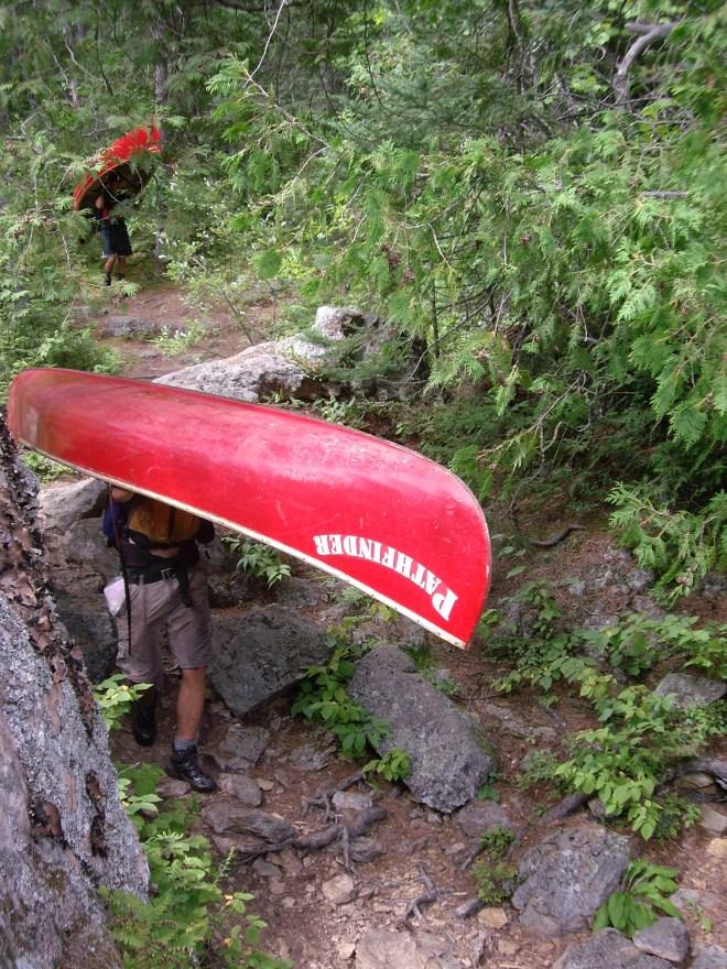 Pathfinder_Canoe_Portage